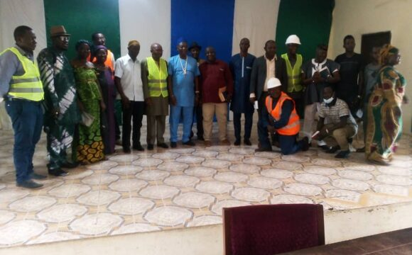 FEASIBILITY STUDIES FOR THE SUPPLY OF WATER FACILITY IN KONO AND ITS ENVIRONMENT IS IN PROGRESS
