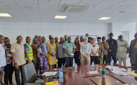 Guma Concludes 2-Day Sensitization and Coordination Workshop on Integrated Urban Water Management